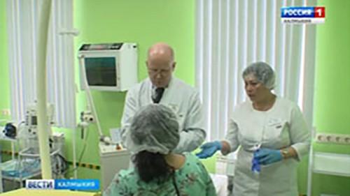 Более 700 пациентов приняли в Республиканском центре флебологии и проктологии