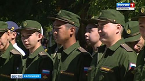Интервью военкома Калмыкии