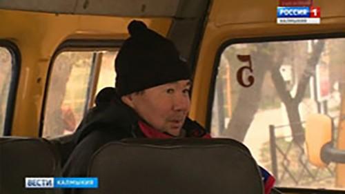 В Элисте открыт новый автобусный маршрут