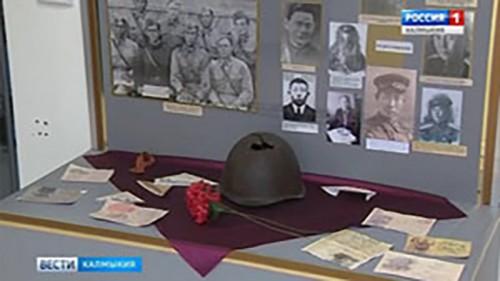 Калмыкия впервые отмечает День памяти воинов 110-й Отдельной калмыцкой кавалерийской дивизии