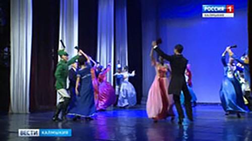Дан старт Году театра в России