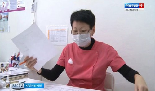 Заболеваемость гриппом и ОРВИ растет