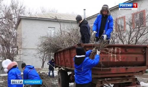 В вузах Калмыкии стартует месяц «Экодворов»