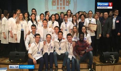 Представитель Калмыкии стал победителем Международной студенческой Олимпиады по микробиологии