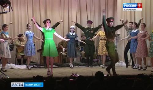 В Национальном театре состоится праздничный показ мюзикла «Тальяночка на поляночке»