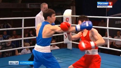 Богдан Шишкин стал Чемпионом России по боксу среди студентов