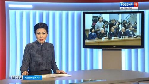 Вести «Калмыкия»: вечерний выпуск 21.03.2019