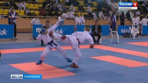 Юные каратисты приняли участие в отборе на первенство России