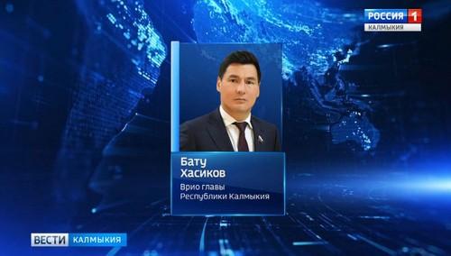 Бату Хасиков освободил от должностей советников и помощников