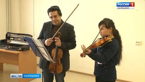 В Колледже искусств состоялся гала-концерт Творческой школы фонда Игоря Лазарева