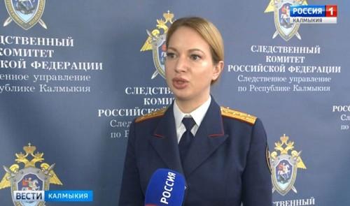 Задержан бывший директор Управления «Калммелиоводхоз»