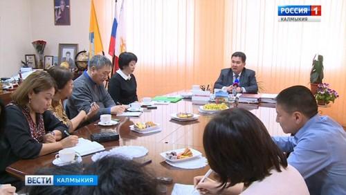 КалмГУ укрепляет сотрудничество с Узбекистаном