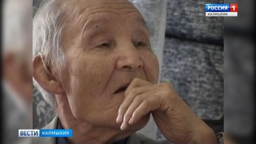 Жители республики прощаются с академиком Пюрвёй Мучкаевичем Эрдниевым