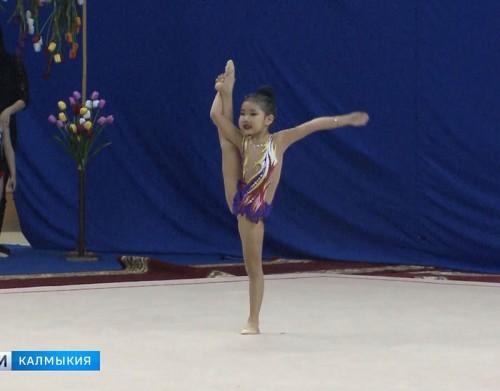В Элисте стартовал 24-й чемпионат Калмыкии по художественной гимнастике
