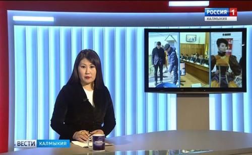 Вести «Калмыкия»: вечерний выпуск 18.04.2019