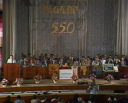 Заседание к 550-летию эпоса Джангар