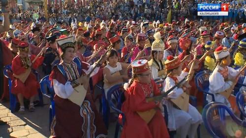 700 музыкантов Калмыкии выступят в сводном оркестре