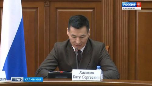 Бату Хасиков провел заседание антитеррористической комиссии