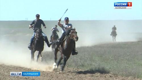 В Ергенинском пройдут традиционные скачки