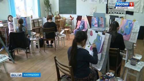 Сегодня состоится праздничный концерт к 50-летию детской школы искусств №1