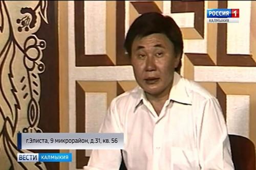 Не стало Виктора Хавляевича Эрендженова