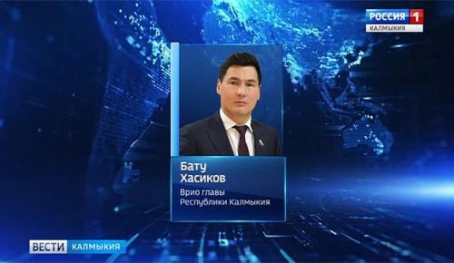 Бату Хасиков принял участие в заседании Совета при Президенте России