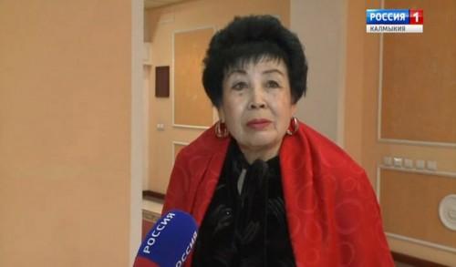 Клара Сельвина отметила 80-летие