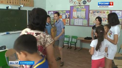Половина школьников Калмыкии побывают этим летом в детских лагерях