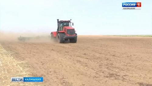 В Октябрьском РМО приступили к севу риса