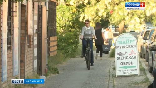 Велосипедная инфраструктура будет улучшаться