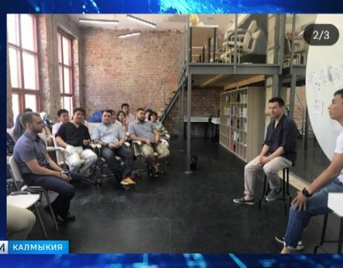 Бату Хасиков провел встречу с молодежным бизнес-сообществом
