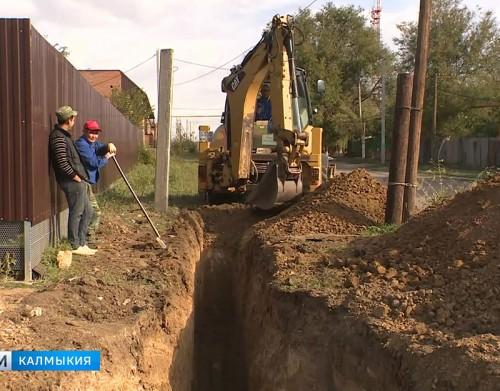 Калмыцкое село ждет комплексное развитие