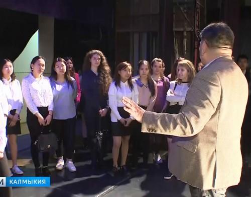 Начался прием документов в Калмыцкую национальную студию Щукинского училища