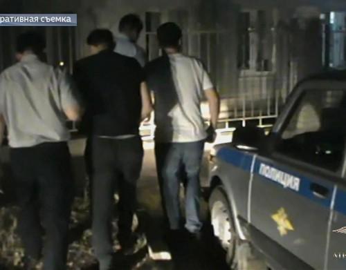 Трое участковых полицейских подозреваются в убийстве женщины