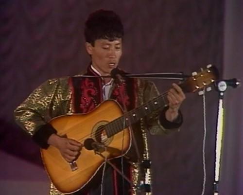 Концерт калмыцкой песни