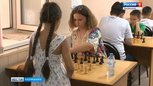 Калмыкия присоединилась к Всероссийскому Олимпийскому дню