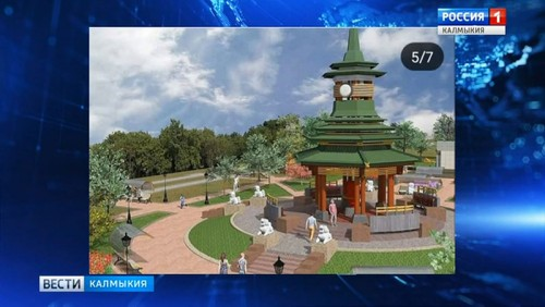 В Цаган Амане начнётся обустройство парка