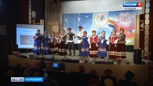 В Вознесеновке прошел благотворительный концерт