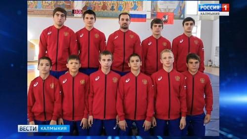 Сергей Клименко представит Калмыкию на Всемирных играх среди юношей