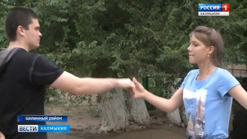 В Калмыкии выпускники прощаются со школой