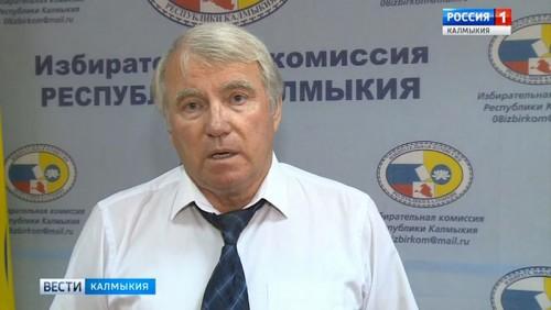 Назван еще один кандидат на пост главы Калмыкии