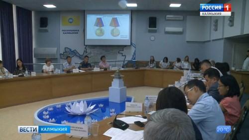 В Элисте состоялось заседание оргкомитета по празднованию 100-летия автономии Калмыкии