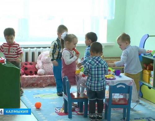 В дошкольных заведениях города проводится текущий плановый ремонт