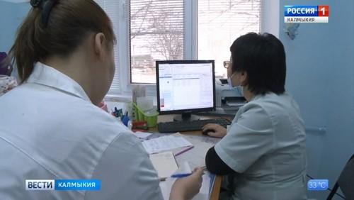 В Калмыкии зафиксировано два случая заболевания серозным менингитом