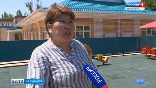 В детских садах республики ведется ремонт