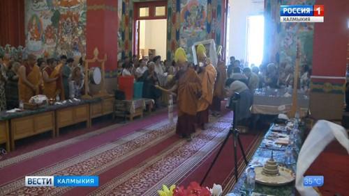 Буддийский мир отметил день рождения Его Святейшества Далай Ламы 14-го
