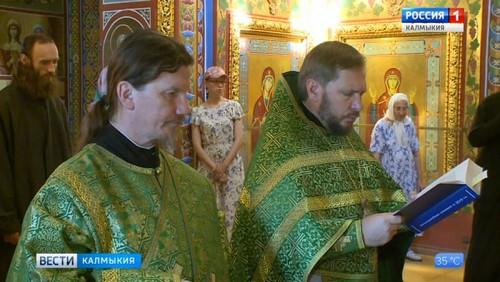 Россия отмечает День любви, семьи и верности