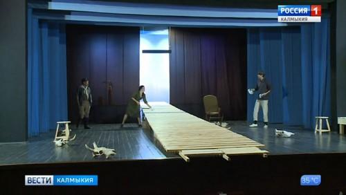 Русский театр драмы и комедии подключился к федеральному проекту