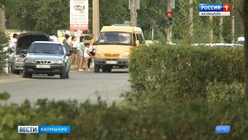 Рейдовые мероприятия Ространснадзора по Калмыкии