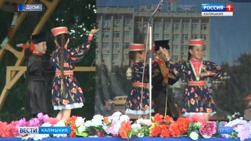 Сегодня на площади Победы состоится торжество